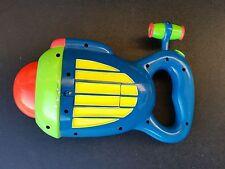 extremely rare Disney Buzz Lightyear light & sound blaster gun resembles ride