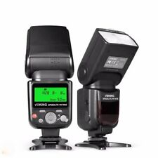 Voking VK750III Remote TTL Speedlite Slave Mode Flash with LCD Display for Canon