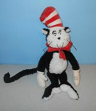 """18"""" Dr. Seuss Cat In The Hat Bean Plush Pal w/ Stove Pipe Hat - Manhattan Toys"""