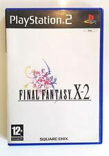 Final Fantasy X-2 PS2 PAL