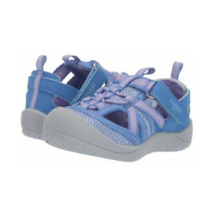 NEW Oshkosh B'gosh Machine Washable Girls Myla-G Shoes Periwinkle Choose Size