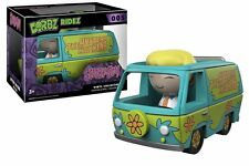 Funko Scooby-Doo The Mystery Machine Dorbz Ridez with Fred Vinyl Figure VAULTED