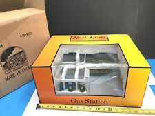 MTH #30-9101 SINCLAIR GAS STATION-MINT IN ORIG BOX WITH SHIPPING BOX!