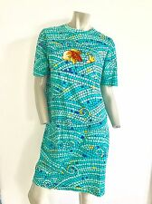 RARE ROBE DRESS VINTAGE HERMES TAILLE L EN EXCELLENT ETAT