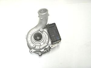 Audi A4 A6 2.7 TDi 180hp 765314 769701 Turbocharger Turbo With Actuator