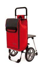 Einkaufshilfe Relax - Einkaufshilfe mit Sitz und großen Rädern NEU! TOP!
