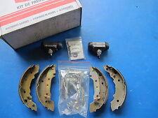 Kit de freins arrière pour Renault R4, R4 Fourgonnette, R5, R5 Alpine, R6, Rodéo
