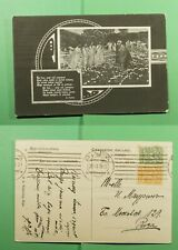 DR WHO 1913 RUSSIA RIGA POSTCARD TO MOSCOW  f46816