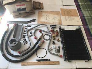 NOS GM 1972? Chevrolet Truck C 1-2-3 (w/ 307 350) Engine Oil Cooler Unit #994538