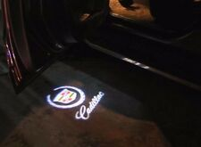 2XLED Laser Projector Logo Shadow Door Courtesy Light Cadillac SRX ATS XTS