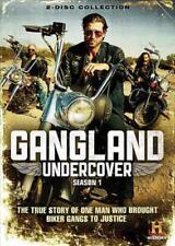 GANGLAND UNDERCOVER NEW DVD