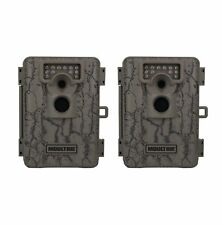 Moultrie A-5 Low Glow Infrared Trail Game Camera, 2 Pack (Certified Refurbished)