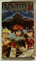 Ruin Explorers 2 VHS 1995 Anime OVA 1998 A.D.Vision NTSC [Brand New & Sealed]