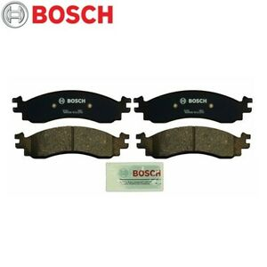 For Ford Explorer Mercury Mountaineer Front Brake Pad Set Bosch QuietCast BC1158