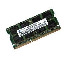 4GB Samsung RAM für Intel Board BOX DN2800MT (N2800) DDR3 Speicher 1333 Mhz