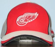Reebok NHL Draft Detroit RED WINGS Ball Cap Hat Size YOUTH age 4-7 years Fitted