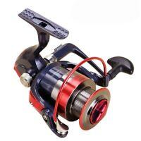 Yumoshi Am7000 Daiwa Pesca Golden Reel Spinning Fishing Reel Fixed Spool Re W1M4