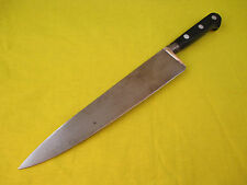 Sabatier Four Star Elephant Carbon Steel 10 inch Chef Knife