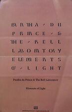 PANTHA DU PRINCE, ELEMENTS OF LIGHT POSTER  (I1)