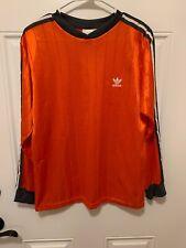 Adidas Long Sleeve Soccer Shirt M