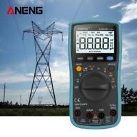 ANENG AN860B+ Digital Multimeter Diodes Meter Volt Tester Electric Ac DC Rms
