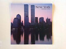 New York 2002 Calendar World Trade Center and More