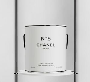 Authentic Chanel 5 Factory №5 The Shower Gel ONLY Limited Edition 20x0.2 Oz