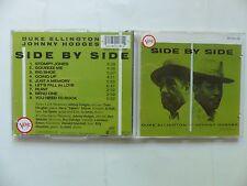 CD ALBUM DUKE ELLINGTON & JOHNNY HODGES Side by side 821578 2