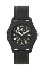 Timex Armbanduhren mit Nylon-Armband und Datumsanzeige für Herren
