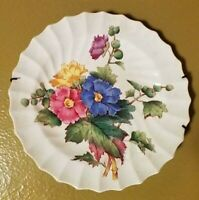 BUTCHART by COPELAND SPODE Floral Decorative Hanging Plate Pattern 2/9165