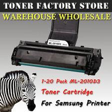 ML-2010D3 Toner Cartridge For SAMSUNG SCX-4521F 4321 ML-2571 2020 2010 1625 lot