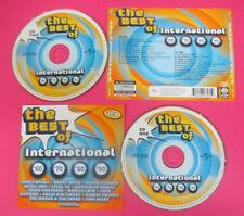 CD Compilation The best Of International'60'70'80'90 JAMES BROWN CHER no lp (C6)