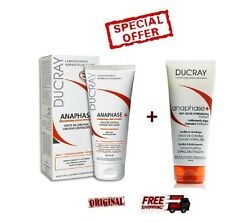 DUCRAY ANAPHASE+  SHAMPOO HAIR LOSS  TREATMENT  200ML + CONDITIONER  SP. OFFER