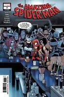 Amazing Spider-Man #7  Marvel Comics Spencer Ramos Lieber COVER A 1ST PRINT