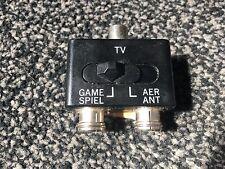 Official Switch Box / RF Splitter For SNES NES N64