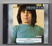 (JE21) Francis Lai, Moods - 1996 CD