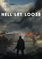 Hell Let Loose | Steam Key | PC | Digital | Worldwide |