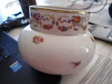 pot fleurs boule porcelaine de sèvres XIX