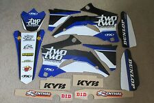 FX TEAM 22 RACING GRAPHICS  YAMAHA YZ250F YZF250 YZ450F YZF450  2008 2009 YZF