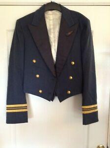 British Royal Air Force Navigator officers Mess Dress jacket & waistcoat GIEVES