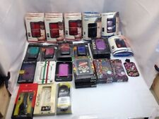 Lot Of 37 Smartphone Cases Sleeves Holsters And Accessories