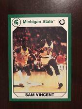 1990 Michigan State Spartans Collegiate Collection 200 #148 - Sam Vincent
