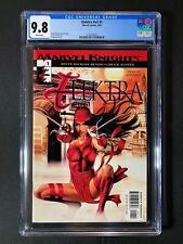 Elektra #v2 #1 CGC 9.8 (2001)