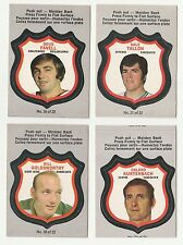 DOUG FAVELL 72-73 O-PEE-CHEE PLAYERS CRESTS 1972-73 NO 16 EXMINT  8766