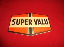 Old Antique Vintage Collectible Super Valu Grocery Store Advertising Food Ads