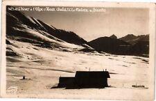 CPA  L'hiver á l'Alpes d'Huez  Chalet TC F et Plateau de Brandes (296004)