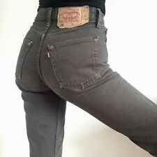 34b40a72f45 TINY Vintage Levi's 501 Jeans High Rise Kendall Jenner Rare Color 24 25 27W  Tag