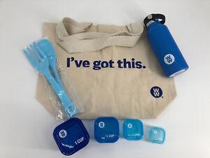 Weight Watchers Lot Water Bottle Measuring Cups Tote Back Utensils 2021 Set