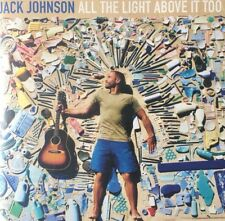 Jack Johnson - All The Light Above It Too LP Vinyl Record