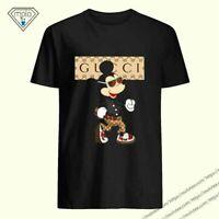 New Fashion Men 2020 Disne 1Micke Mous Graphic T-Shirt Cotton S-5XL Funny Tee..